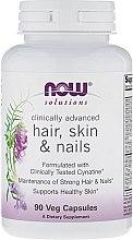Парфюмерия и Козметика Витамини за кожа, коса и нокти - Now Foods Solutions Hair, Skin & Nails