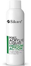 Парфюмерия и Козметика Акрилна течност за нокти - Silcare Nail Acrylic Liquid Standart Medium Action