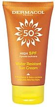 Парфюмерия и Козметика Водоустойчив слънцезащитен крем - Dermacol Sun Water Resistant Cream SPF50