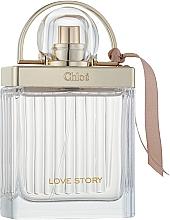 Парфюмерия и Козметика Chloe Love Story - Тоалетна вода