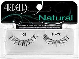Парфюми, Парфюмерия, козметика Изкуствени мигли - Ardell Natural Demi Black 108