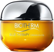 Парфюми, Парфюмерия, козметика Възстановяващ крем за лице - Biotherm Blue Therapy Cream-in-Oil