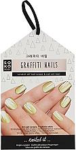 Парфюмерия и Козметика Декориращо фолио за нокти - Soko Ready Graffiti Nails