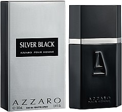 Парфюми, Парфюмерия, козметика Azzaro Silver Black - Тоалетна вода