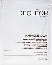 Парфюми, Парфюмерия, козметика Маска за лице - Decleor Harmonie Calm Soothing Comfort Smoothie Mask Shaker Powder