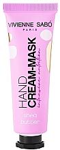 Парфюмерия и Козметика Интензивно подхранваща крем-маска за ръце - Vivienne Sabo Intensive Nutrition Hand Cream-Mask