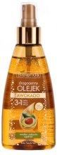 Парфюмерия и Козметика Масло от авокадо 3 в 1 за тяло, лице и коса - Bielenda Drogocenny Olejek