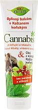 Парфюмерия и Козметика Балсам за крака - Bione Cosmetics Cannabis Herbal Ointment With Horse Chestnut
