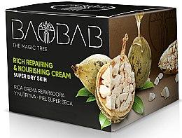 Парфюми, Парфюмерия, козметика Крем за тяло с екстракт от баобаб - Diet Esthetic Restorative and Nourishing Cream