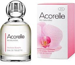 Парфюмерия и Козметика Acorelle Orchidee Blanche - Тоалетна вода