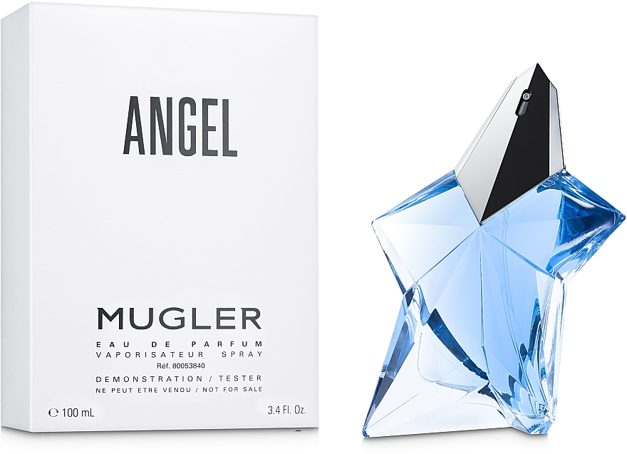 Mugler Angel Refillable Star - Парфюмна вода (тестер) — снимка N2