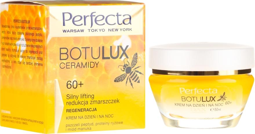Възстановяващ крем лифтинг за лице - Perfecta Botulux Ceramidy 60+