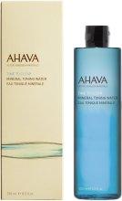 Парфюмерия и Козметика Минерален тонизиращ лосион за лице - Ahava Time To Clear Mineral Toning Water