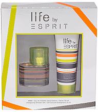 Парфюми, Парфюмерия, козметика Esprit Life by Esprit Men - Комплект (тоал. вода/30ml+душ гел/75ml)