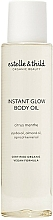 Парфюмерия и Козметика Масло за тяло - Estelle & Thild Citrus Menthe Citrus Menthe Instant Glow Body Oil