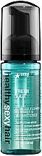 Парфюмерия и Козметика Стилизиращ сух мус за всеки тип коса - SexyHair HealthySexyHair Fresh Hair Air Dry Styling Mousse