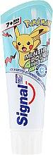 Парфюми, Парфюмерия, козметика Детска паста за зъби, светлосиня - Signal Junior Pokemon Toothpaste