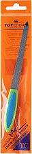 Парфюми, Парфюмерия, козметика Сапфирена пиличка за нокти 17см, зелено-синя, 77173 - Top Choice