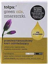 Парфюми, Парфюмерия, козметика Крем за лице против бръчки - Tolpa Green Oils Anti-wrinkle Rejuvenating Cream
