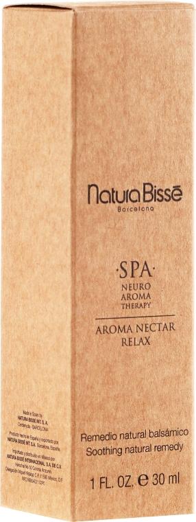 Ароматно релаксиращо масло - Natura Bisse Spa Neuro-Aromatherapy Aroma Nectar Relax — снимка N2