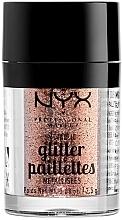 Парфюмерия и Козметика Блясък за лице и тяло - NYX Professional Makeup Metallic Glitter
