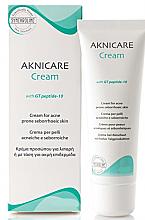Парфюми, Парфюмерия, козметика Крем против акне и черни точки - Synchroline Aknicare Cream