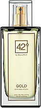 Парфюмерия и Козметика 42° by Beauty More Gold Edition Limitee Pour Homme - Тоалетна вода