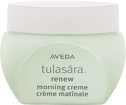 Обновяващ сутрешен крем - Aveda Tulasara Renew Morning Creme — снимка N1