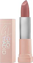 Парфюми, Парфюмерия, козметика Матово червило за устни - Maybelline Gigi Hadid Matt Lipstick