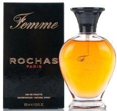 Парфюми, Парфюмерия, козметика Rochas Rochas Femme - Тоалетна вода