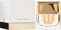 Парфюмерия и Козметика Антистареещ нощен крем за лице с екстракт от бял трюфел - D'Alba Ampoule Balm White Truffle Anti Wrinkle Night Cream