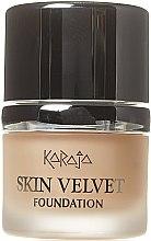 Парфюмерия и Козметика Фон дьо тен с лифтинг ефект - Karaja Skin Velvet Make Up Foundation