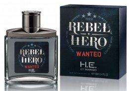Парфюмерия и Козметика Mango Rebel Hero Wanted - Тоалетна вода