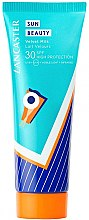 Парфюмерия и Козметика Слънцезащитно мляко за тяло - Lancaster Summer Collection Sun Beauty Velvet Milk Body SPF30