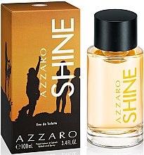 Парфюми, Парфюмерия, козметика Azzaro Shine - Тоалетна вода