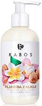 Парфюми, Парфюмерия, козметика Освежаващ лосион за ръце и тяло с плумерия и кукуи - Kabos Plumeria And Kukui Hand & Body Fresh