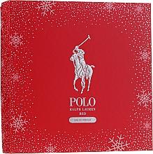 Парфюмерия и Козметика Ralph Lauren Polo Red - Комплект парфюмна вода (edp/125ml + edp/40ml)