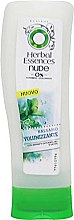 Парфюмерия и Козметика Балсам за коса - Herbal Essences Nude 0% Hair Balsam