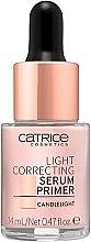 Парфюми, Парфюмерия, козметика Серум-основа за грим - Catrice The Light Correcting Serum Primer