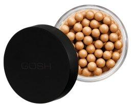 Парфюмерия и Козметика Компактна пудра на перли - Gosh Pearl Glow