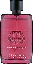 Парфюмерия и Козметика Gucci Guilty Absolute Pour Femme - Парфюмна вода