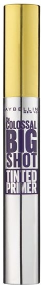 Спирала-праймер за мигли - Maybelline The Colossal Big Shot Tinted Primer