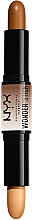 Парфюмерия и Козметика Стик за контуриране - NYX Professional Makeup Wonder Stick