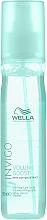 Парфюмерия и Козметика Спрей за коса придаващ обем - Wella Professionals Invigo Volume Boost Uplifting Care Spray