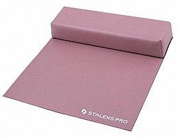 Парфюмерия и Козметика Възглавница и подложка за маникюр, розови - Staleks Pro Expert 10 Type 1