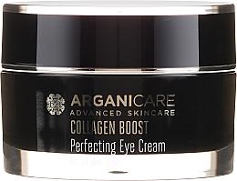 Околоочен крем против бръчки - Arganicare Collagen Boost Perfecting Eye Cream — снимка N2
