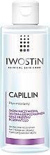 Парфюмерия и Козметика Мицеларна вода за лице - Iwostin Capillin Micellar Cleansing Liquid Capillaries