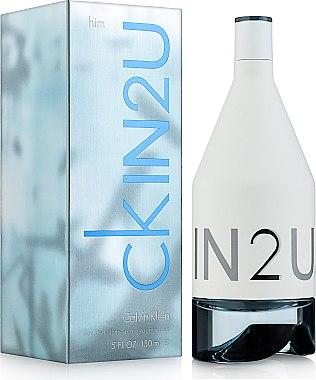 Calvin Klein CK IN2U Him - Тоалетна вода — снимка N1