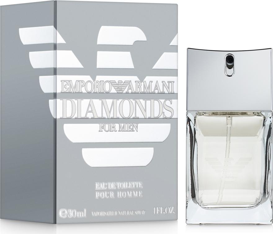 Giorgio Armani Emporio Armani Diamonds for Men - Тоалетна вода — снимка N2