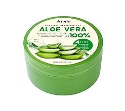 Хидратиращ гел за лице с алое - Esfolio Moisture Soothing Gel Aloe Vera 100% Purity — снимка N2